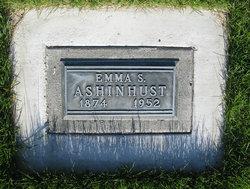 Emma Sarah <i>Shinn</i> Ashinhust