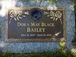 Dora May <i>Black</i> Bailey