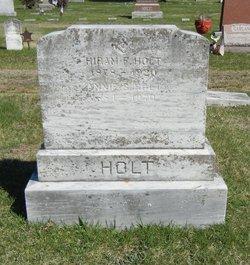 Annie S Holt