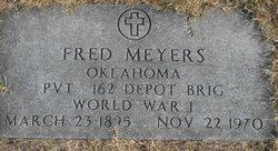 Fredrich (Fred) Cotton Meyers