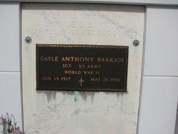 Gayle <i>Anthony</i> Barrios