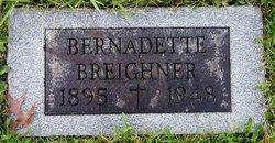 Bernadette <i>Feeser</i> Breighner