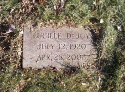 Lucille <i>Marcoux</i> DeJoy