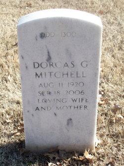Dorcas G Mitchell