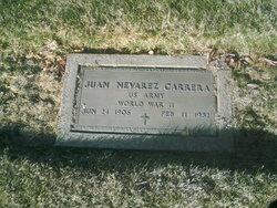 Juan Nevarez Carrera
