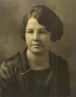 Gladys Marie <i>Ward</i> Neate