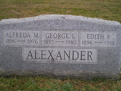 Alfreda M Alexander