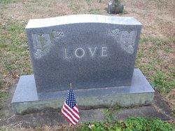 Martha Ann <i>Payne</i> Love