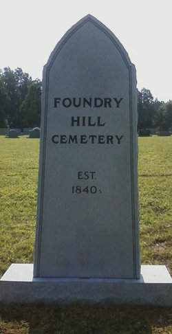 Foundry Hill Baptist Cemetery