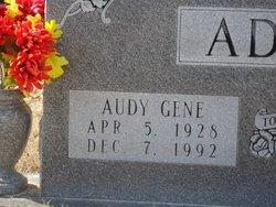 Audy Gene Adams