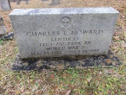 Charles E Howard
