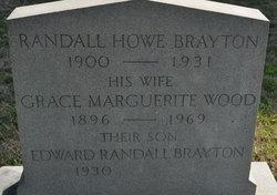 Grace Marguerite <i>Wood</i> Brayton