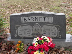 Connie <i>Sills</i> Barnett
