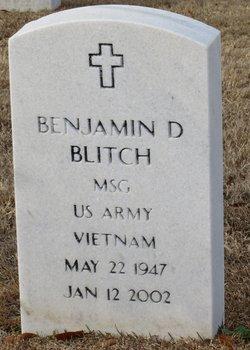 Benjamin Darwin Blitch, Sr