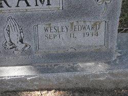 Wesley Edward Byram