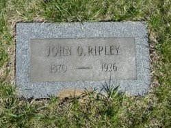 John O Ripley