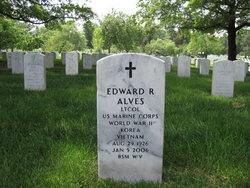 Edward R Alves