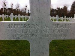 1LT Jefferson A. Healy