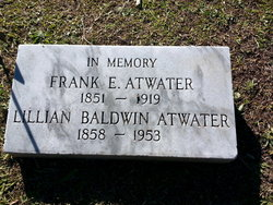 Frank E Atwater
