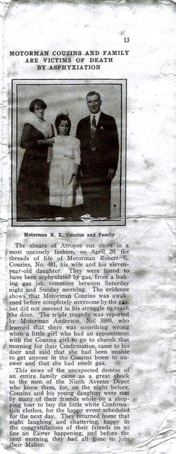 Eileen Marjorie Couzens
