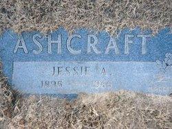 Jesse A. Ashcraft, Sr