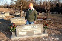 Myrtice Ethel <i>Burton</i> Nichols
