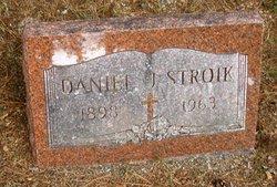 Daniel J Stroik