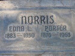 Edna Lena <i>Reagan</i> Norris