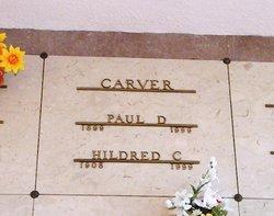 Paul D Carver