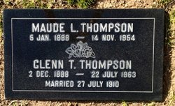 Maude L <i>Bass</i> Thompson