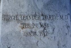 Dr Virgil Leander Darby, Sr