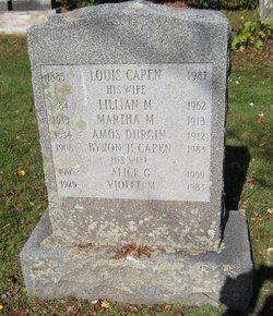 Violet Capen