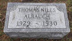 Thomas Niles Albaugh
