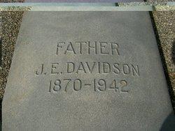 Joseph E. J.E. Davidson