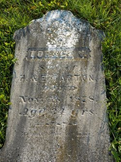 Horace V Barton
