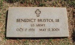 Benedict Bristol, III
