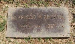 Clarissa <i>Powell</i> Bristol