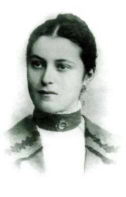 Lina Martha <i>Grund</i> Reinhold