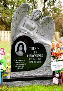 Cherish Lily Perrywinkle