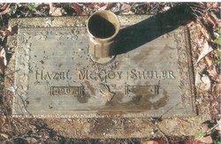 Hazel Nolda <i>McCoy</i> Shuler