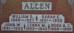 Rosa A.C. Allen