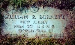 William Robert Billy Burnett