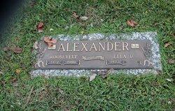 Roosevelt Alexander