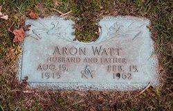 Aron Watt