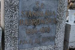 Stanis&#322;awa <i>Ma&#263;kiewicz</i> D&#261;browska