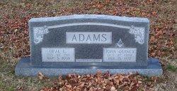 Opal L. Adams