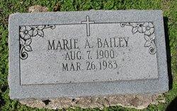Marie Adele <i>David</i> Bailey