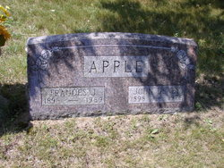 Frances J. Apple