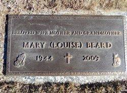 Mary Louise <i>Trujillo</i> Beard