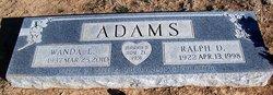 R D Adams